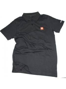 moinsen® Polo Shirt - Schwarz